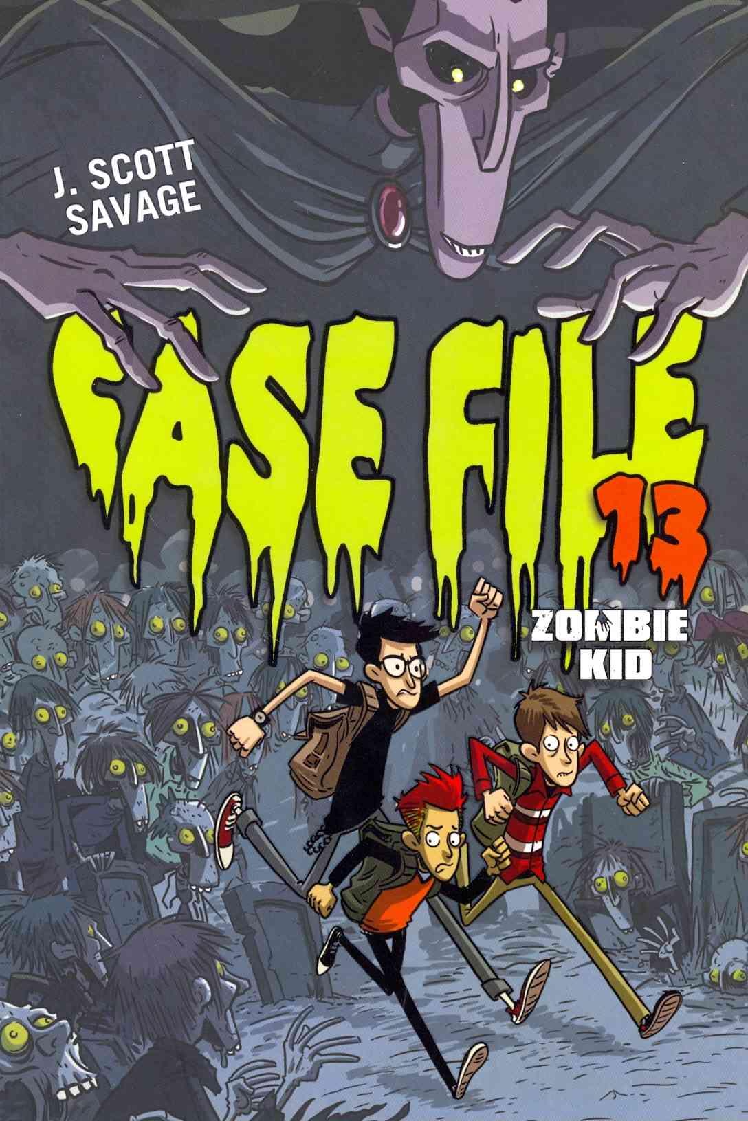 Case File 13 By Savage, J. Scott