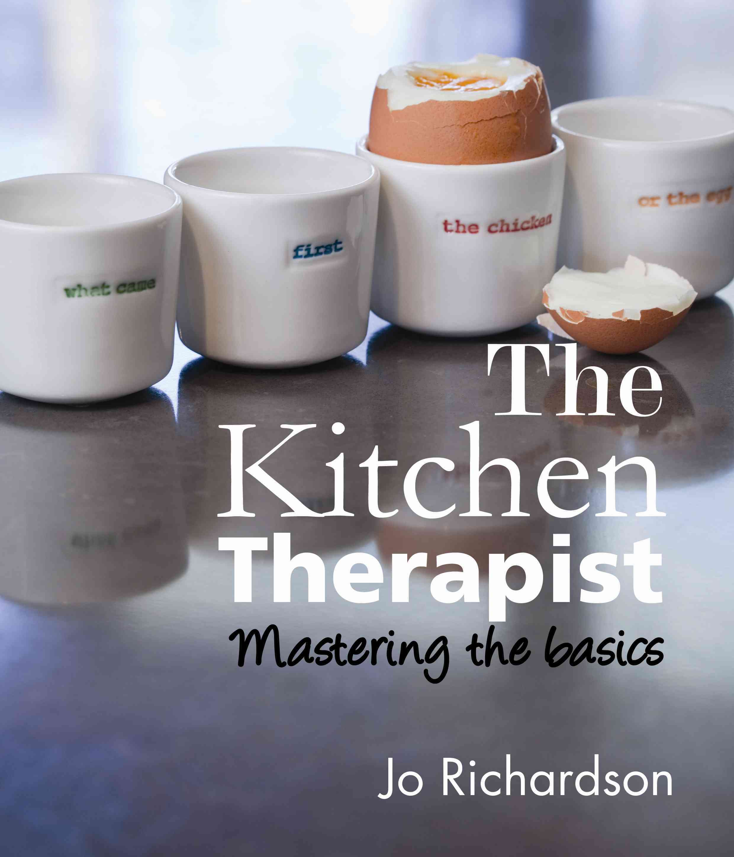 The Kitchen Therapist By Richardson, Jo